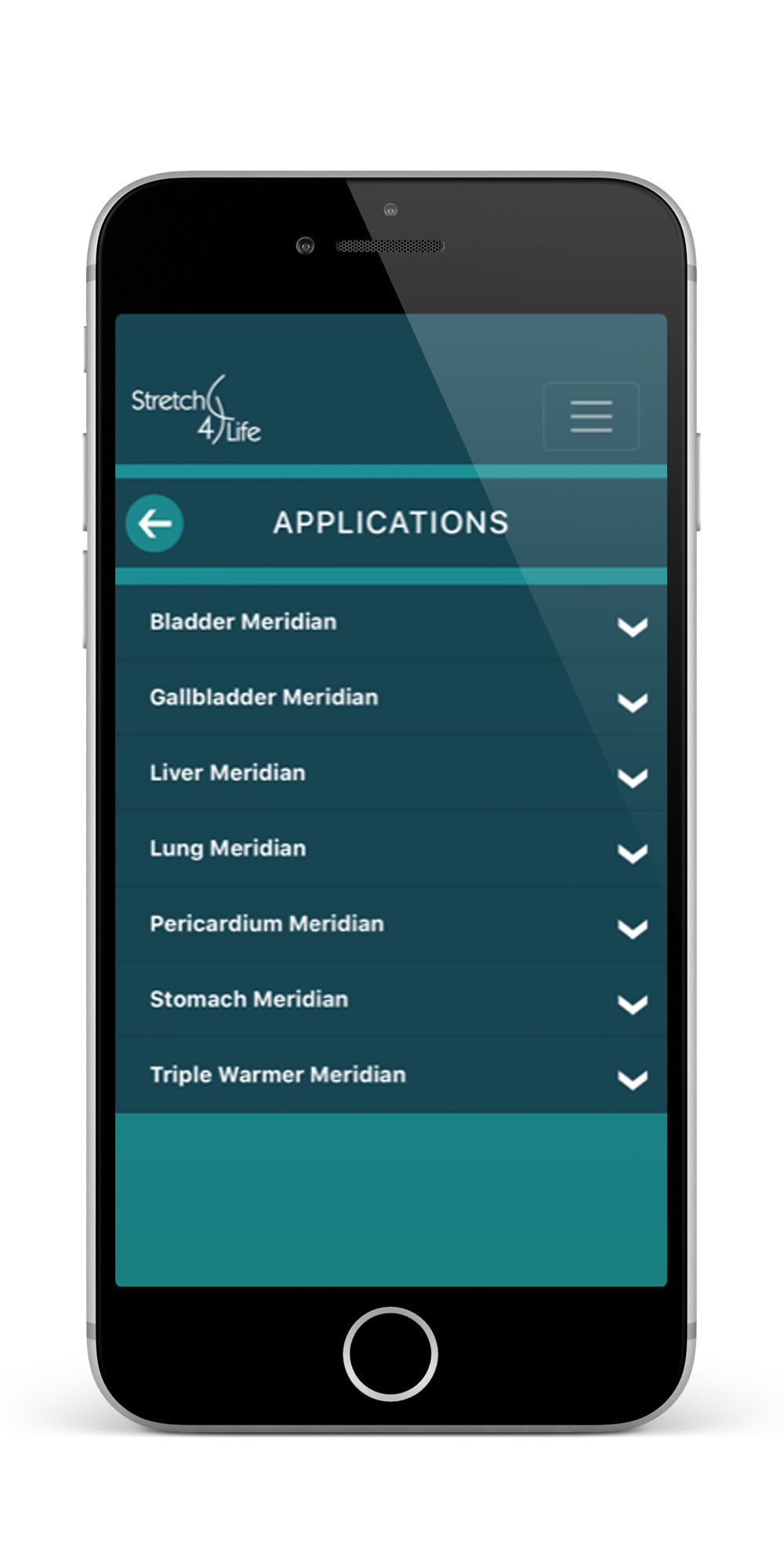 Stretch4Life Applications from the Stretch4Life App