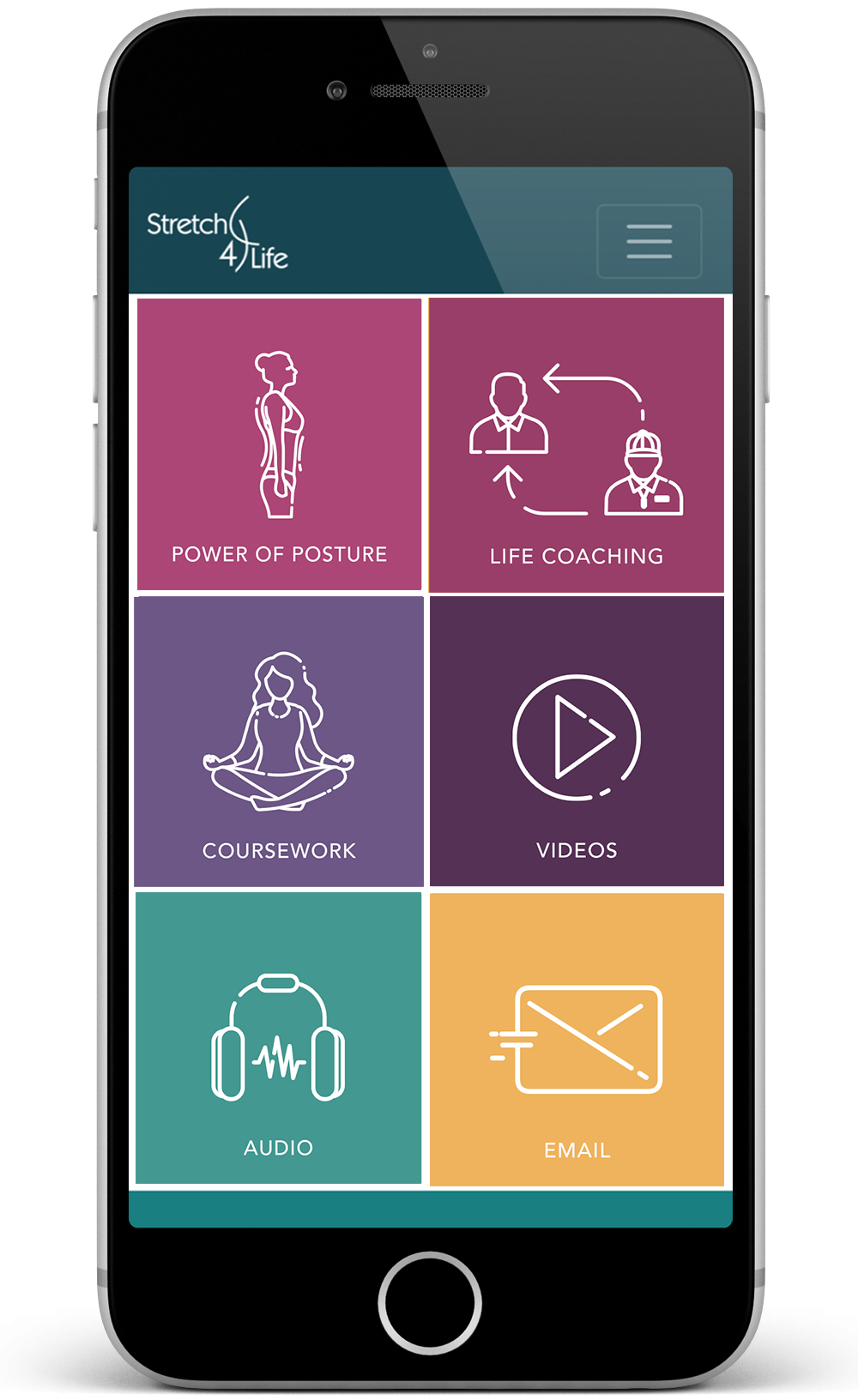 Power of Posture App Download